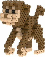 Graine Créative Hobbypakket Perlou 3D Strijkkralen Kit - aap