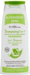 Witte Alphanova Bebe Vegan Organic Baby Shampoo 2 in 1