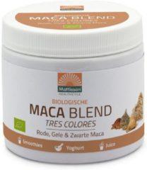 Merkloos / Sans marque Mattisson / Maca Blend Biologisch – Rode, Gele & Zwarte – 300 gram
