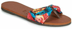 Oranje Teenslippers Havaianas YOU SAINT TROPEZ