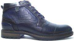 Australian Footwear Heren Nette schoenen Montenero Nette schoenen Blauw - Blauw - maat 44
