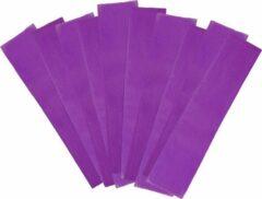 Playtime Crepe papier pakket 250 x 50 cm - Knutselen met papier - Knutselspullen - 10 rollen - fuchsia