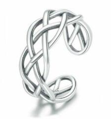 Mijn bedels Sterling zilveren ring Retro
