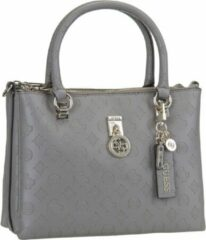 Guess - Ninnette Status Satchel - Taupe - Vrouwen