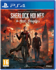 Bigben Sony Sherlock Holmes: The Devil's Daughter, PS4 Basis PlayStation 4 video-game