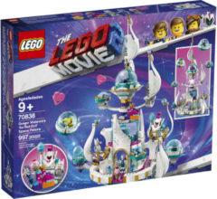 LEGO Movie 2 The LEGO® MOVIE 70838 Koningin Wiedanook Watdanooks âecht-niet-kwaadaardige ruimtepaleis