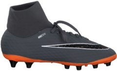 Fußballschuh Hypervenom Phantom III Academy DF AG-Pro AH7266-081 mit Nocken-Sohle Nike Dark Grey/Ttl Orng-White