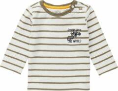 Noppies Truro Shirt Lange Mouwen Gothic Olive Mt. 68