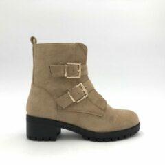 Shoesheaven.nl BOOT EARTH - Maat 37 - Enkellaars - Beige