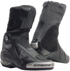 Zwarte Dainese Axial D1 Black Black Motorcycle Boots 42