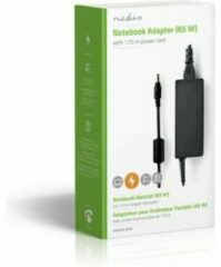 Nedis Notebook Adapter 65 W | 4.8 x 1.7 mm Bullet | 18.5 V / 3.5 A | Used for HP | Power Cord Included