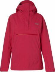Roze OAKLEY Iris Insulated Anorak dames snowboard jas pink