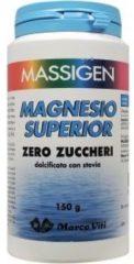 Marco viti farmaceutici Massigen Magnesio Superior Zero Zuccheri 150 g