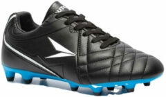 Dutchy Basic voetbalschoenen FG - Zwart - Maat 37