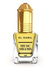 Gouden El Nabil musc shams parfum