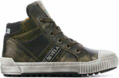 Develab Jongens Hoge sneakers 41667 - Groen - Maat 33