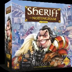 Cool Mini Or Not Sheriff of Nottingham 2e Editie - Nederlandstalig Bordspel