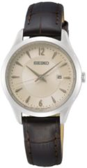 Seiko dameshorloge Quartz Analoog 29,9 mm SUR427P1