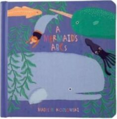 Manhattan Toy Babyboek A Mermaid's Abcs Junior 14,6 Cm Karton