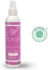 Dr. Brite Natuurlijke Mondspray met Berrylicious smaak, vitamine C ( ook geschikt voor kids)