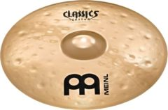 "Meinl Classics Custom Crash 17"" CC17EMC-B, Extreme Metal"