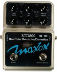 Maxon RTD-800 Real Tube Overdrive-Distortion pedaal