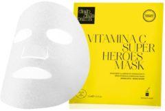 Witte Diego dalla Palma Superheroes Mask - Verhelderend Sheet Masker met Vitamine C - 1 Stuk - 15 ml
