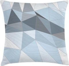 ECO Design FT 008834 Kussen Kira blauw 45x45