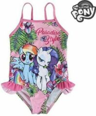 Roze My little pony badpak - Paradise style 2 - 3 jaar