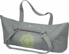 Grijze Yogatas - Gaiam Yoga Tote - Citron Sundial