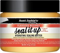 Aunt Jackies Aunt Jackie's Curls & Coils Flaxseed Recipes Seal It Up Hydrating Sealing Butter 213 gr