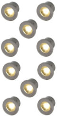 Outlight Led inbouwspots Forte Mini (10 x) 230 volt Ou. VY010-1w