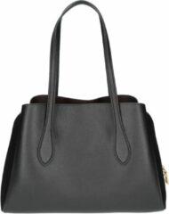 Zwarte Coach Lora Carry All 89486 Black Tassen schoudertassen