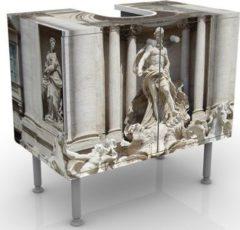 PPS. Imaging Waschbeckenunterschrank - Fontana Di Trevi - Badschrank Beige