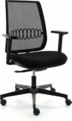 Ralph Voet Bureaustoel model 3 - Bureaustoel - Ergonomisch - Zwart