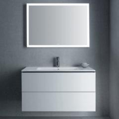 Duravit Specchio con illuminazione LED L-Cube L 100 cm