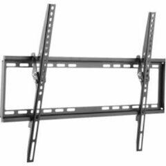 LogiLink BP0039 70 Zwart, Roestvrijstaal flat panel muur steun
