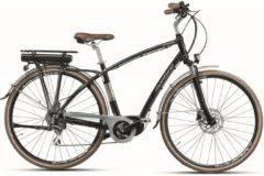 Montana Bike 28 Zoll Elektro Herren Fahrrad Montana... schwarz, 49cm