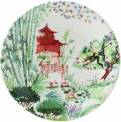 GIEN FRANCE - Jardin Extraordinaires - Ontbijtbord 22cm Japan