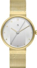Gouden Jacob Jensen watches herenhorloge New 783