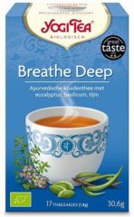 Yogi Tea Breathe Deep 6-pack (6x 17st)