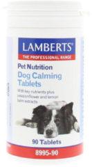Lamberts Hond (kalmerende tabletten voor dieren) 90 Tabletten