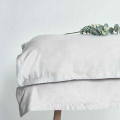 Coco & Cici zacht, luxe en duurzaam beddengoed - kussensloop 50 x 60 - greige