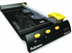 Gele Merkloos / Sans marque Fellowes papiersnijder rolsnijmachine Neutron A4 snijdt tot 10 vel