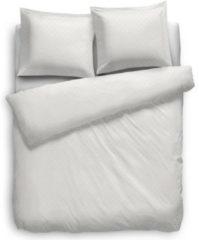 Gebroken-witte Heckettlane Heckett & Lane Puntini - Dekbedovertrek - Lits-jumeaux - 260x200/220 cm + 2 kussenslopen 60x70 cm - Off-white