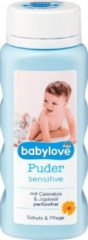 BabyLove gevoelige baby poeder met calendula-extract + jojoba-olie - Talkpoeder (100 g)