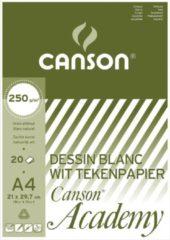 Canson Tekenblok Academy formaat 21 x 297 cm (A4)
