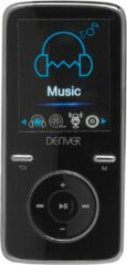Denver MPG-4054NRC - MP3 - MP4 - portable speler - 4 GB - Zwart