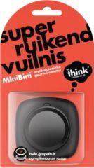 Rode Think! Think Huishoudelijke Geurverwijderaar - Houder Inclusief Navulling - Red Grapefruit - Rood