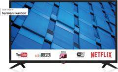 Zwarte Sharp Aquos 32BC3E - 32 inch - HD-ready - Smart TV